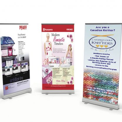 ANPTprint Pull Up Banners